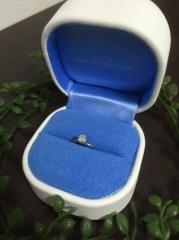 【銀座ダイヤモンドシライシの口コミ】 婚約指輪・結婚指輪を同時に彼と選びました。母から譲り受けた婚約指輪を持…