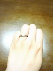 【4℃(ヨンドシー)の口コミ】 二人ともシンプルな物を希望していて、婚約指輪は買わず、結婚指輪だけを…