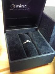 【ENUOVE(イノーヴェ)の口コミ】 婚約指輪は「あまり使わないのにもったいないからナシで」と思っていまし…