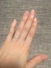 【銀座ダイヤモンドシライシの口コミ】 シンプルでも、存在感のある指輪を探していました。様々なデザインを提案し…