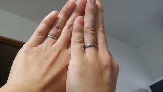 【JEWELRY  KAMATA(ジュエリーかまた)の口コミ】 結婚指輪探してしていて、ウィンドーに飾ってあるドレスがとても可愛く、店…
