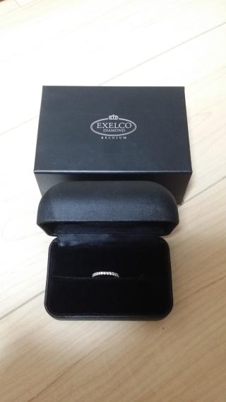 【エクセルコダイヤモンド(EXELCO DIAMOND)の口コミ】 ゼクシーのイベントに出店されていたこと、式場とも提携されていたことなど…
