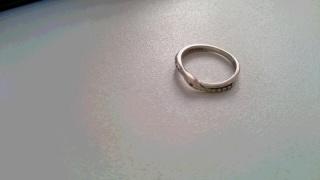【THE KISS(ザ・キッス)の口コミ】 選びに行った際、何種類かの指輪があった。 しかし、夫婦二人して指が太く…