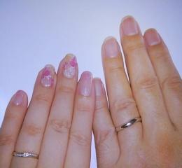 【TRECENTI(トレセンテ)の口コミ】 婚約指輪もトレセンテで購入しました。(フローラを購入) フローラとのセ…