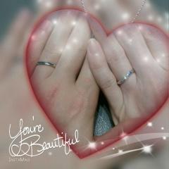 【銀座ダイヤモンドシライシの口コミ】 ダイアが爪で留めてあるから、埋め込みタイプより明るく輝くのと、指には…