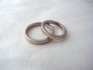 【ichi(イチ)の口コミ】 デザイン重視で決めました! 結婚指輪ぽくないデザインにしたくて、この形…