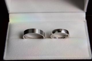 【JewelMIKI(ジュエルミキ)の口コミ】 自分が指が太いので、太い指輪が欲しかった。周りの友達の結婚指輪は、み…