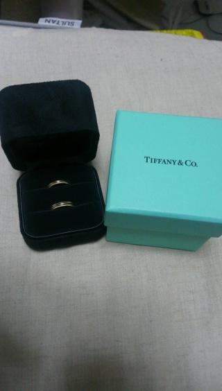 【ティファニー(Tiffany & Co.)の口コミ】 初めはゴールドの指輪にしたいと思い、ゴールドを中心に、ネット等を使って…