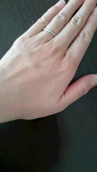 【アイプリモ(I-PRIMO)の口コミ】 指輪にダイヤをつけていた友人から宝石があると宝石が外れそうになるとアド…