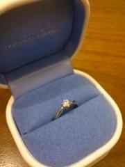 【銀座ダイヤモンドシライシの口コミ】 色々見て回った中でデザインが一番しっくりきました。大きさ・品質・価格…