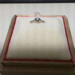【ガラOKACHIMACHIの口コミ】 ある程度の予算がある場合に、石の大きさで選ぶなら断然ガラでした。婚約…