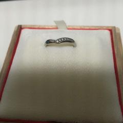 【ガラOKACHIMACHIの口コミ】 ずばり「安さ」で選びました。雑誌で一目ぼれした指輪と最後まで悩みまし…