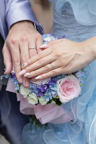【エクセルコダイヤモンド(EXELCO DIAMOND)の口コミ】 ダイヤモンドの入った結婚指輪が希望だったが、常につけていたかったのであ…
