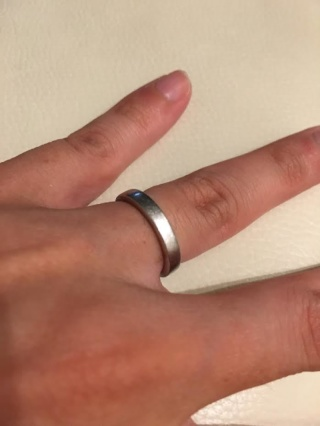 【ブルガリ(BVLGARI)の口コミ】 結婚指輪はブルガリと決めていました。元々ブルガリが好きで、腕時計やベ…