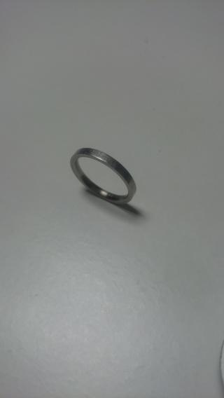【NIESSING(ニーシング)の口コミ】 婚約指輪のザ・ニーシングリング エス ハイエンドに一目惚れしてブランド…