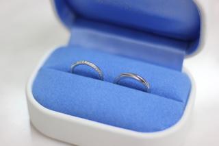 【銀座ダイヤモンドシライシの口コミ】 結婚して数年経つのですが、ちゃんとした結婚指輪を購入していなかったので…