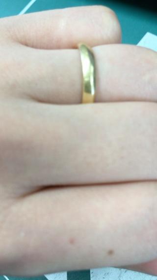 【ENUOVE(イノーヴェ)の口コミ】 あまり認知度が高くない、そしておしゃれなブランドがよかった。婚約指輪…