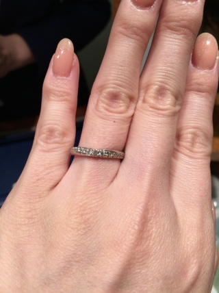 【銀座ダイヤモンドシライシの口コミ】 ダイヤモンドが1連にあるものが好みで探していました。ダイヤモンドシライ…