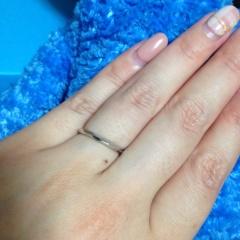 【Princess Bijou(プリンセス・ビジュー)の口コミ】 シンプルな指輪を探していましたが、中々気に入った物が見つかりませんでし…