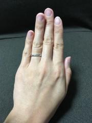【アイプリモ(I-PRIMO)の口コミ】 いつも身につけることになる結婚指輪は絶対に失敗したくなかったので、たく…