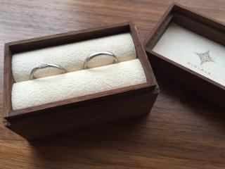 【PORTADA(ポルターダ)の口コミ】 結婚指輪を探すにあたって意識したのは、値段とデザイン性です。 AIRE…