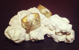 【JEWELRY  KAMATA(ジュエリーかまた)の口コミ】 指輪を見た時に夫婦で約束した事を夫婦の基礎を一瞬で思い出せる個性のある…