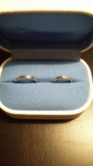 【銀座ダイヤモンドシライシの口コミ】 婚約指環と同じくブランドだったことと、相手がとても気に入っていたので。…