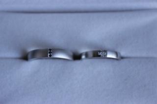 【JewelMIKI(ジュエルミキ)の口コミ】 既製品では2人の気に入る指輪がなくて悩んでいたのですが、購入したものは…