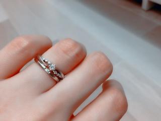 【canal4℃(カナルヨンドシー)の口コミ】 生活に支障の出ない、細いストレートの指輪を探していました。canal4…