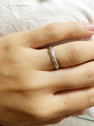 【ガラOKACHIMACHIの口コミ】 GALAの指輪は金属から作り出す、完全オーダーで既存の物を売るのでは無…
