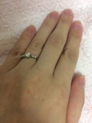 【アイプリモ(I-PRIMO)の口コミ】 指輪の決め手はイメージ通りのデザインだったからです。 他の店舗などを見…
