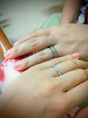 【俄(にわか)の口コミ】 婚約指輪も結婚指輪も両方!となると予算オーバーになるし、かといって予算…