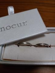【nocur(ノクル)の口コミ】 くすんだ感じの雰囲気のものが欲しくて探していて、あまり高額ではないも…