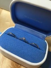 【銀座ダイヤモンドシライシの口コミ】 わたしは指自体は細いのですが、関節が太く、生活していると指輪がクルクル…