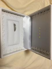 【宝寿堂(ほうじゅどう)の口コミ】 指輪の決めてはデザイン、素材、そしてブランドと比べて良心的な価格だっ…