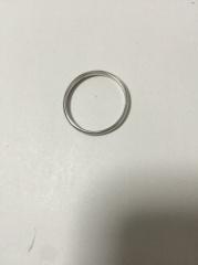 【サマンサティアラブライダル(Samantha Tiara Bridal)の口コミ】 もとから細みのストレートの指輪が好みでした。いつまでも使えそうなぐらい…