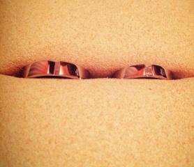 【ORECCHIO(オレッキオ)の口コミ】 インターネットで結婚指輪の情報を探していたところ、こちらのブランドを見…
