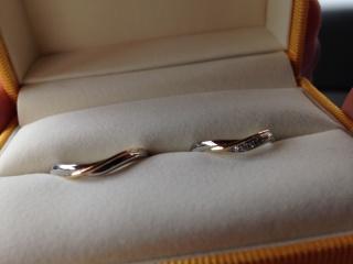 【ケイウノ ブライダル(K.UNO BRIDAL)の口コミ】 結婚指輪、婚約指輪はフルオーダーで購入しようと店舗に出向きましたが、私…