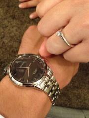 【ティファニー(Tiffany & Co.)の口コミ】 結婚指輪は知人の方にオーダーメイドでお願いする事に決まっていたので、婚…
