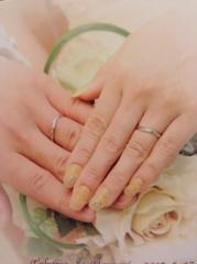 【アイプリモ(I-PRIMO)の口コミ】 指輪を色々拝見して、この指輪は一目見て気に入りました。本当は予算よりオ…
