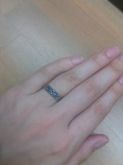 【ケイウノ ブライダル(K.UNO BRIDAL)の口コミ】 「このような指輪がほしい」という明確なデザインがありました。なので、オ…