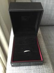 【ラザール ダイヤモンド(LAZARE DIAMOND)の口コミ】 事前にインターネットの指輪の質の高さランキングで上位だったのでとても気…