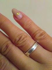 【ティファニー(Tiffany & Co.)の口コミ】 一般的な婚約指輪のイメージはダイアモンドだと思いますが、高価なのにあま…