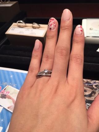 【JEWELRY  KAMATA(ジュエリーかまた)の口コミ】 種類がとても豊富       自分でデザインもできる ダイヤモンドの種類も 教…