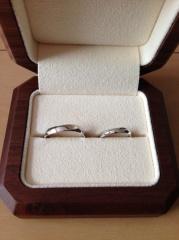 【TANZO(タンゾウ)の口コミ】 とにかく歪まない強度のある指輪を探していて見つけたのがTANZOさんでした…