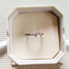 【4℃(ヨンドシー)の口コミ】 結婚指輪は4℃のディズニーモデルにすると決めていました。 その結婚指輪…