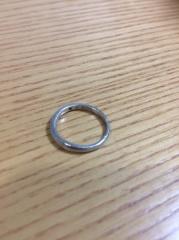 【4℃(ヨンドシー)の口コミ】 ペアリングも4°Cさんで購入し、すごく気に入ったので、結婚指輪…