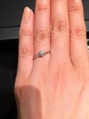 【ラザール ダイヤモンド(LAZARE DIAMOND)の口コミ】 たくさんの枠の中から好きなものをいくつか選ぶことができます。 幾つかに…
