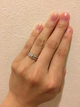 【エクセルコダイヤモンド(EXELCO DIAMOND)の口コミ】 ナポレオンの妻ジョセフィーヌの戴冠式をイメージしたデザインで、格式があ…