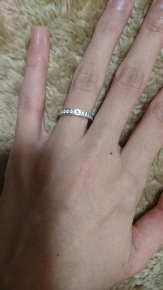 【4℃(ヨンドシー)の口コミ】 本命だった指輪が、住んでいる地域では買えなくて とりあえずって感じで探…